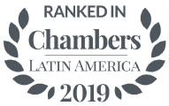 Ranked in Chambers and Partners